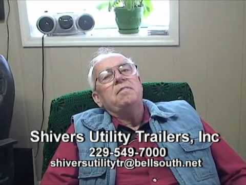 Shivers utility trailers,inc.