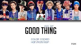 Nct 127 - good thing |sub. español + color coded| (han/rom/esp)