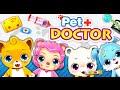 Pet Vet Doctor - Kids Games