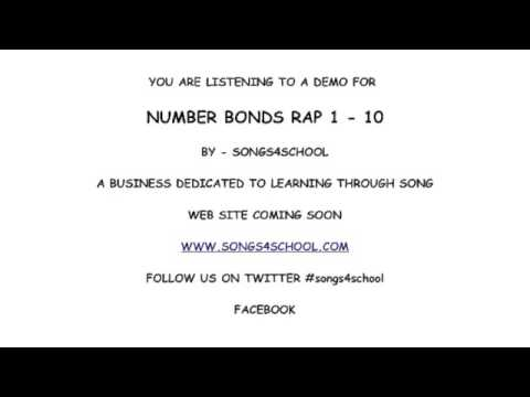 Number Bonds to 10 Song! by JemmaHU | Teaching Resources