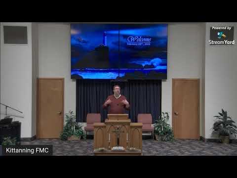 Worship Service 2/28/2021