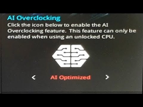 ASUS Prime Z390-A Coit, AI Overclocking