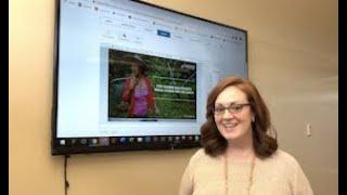 Chelsey Louzeiro announces the 2020 Heifer 101 PowerPoint