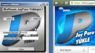 Wolfteam JoyPara Yükleyici !! [15.12.2012]