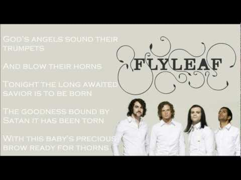 Flyleaf - The Christmas Song (Lyric Video). [HD]