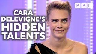 Cara Delevigne's hidden talents - BBC