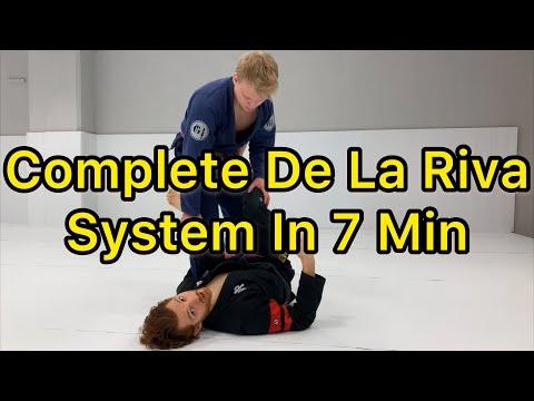 Complete De La Riva System in 7 Min