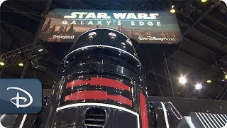 Star Wars: Galaxy's Edge Booth Debuts at Star Wars Celebration Chicago