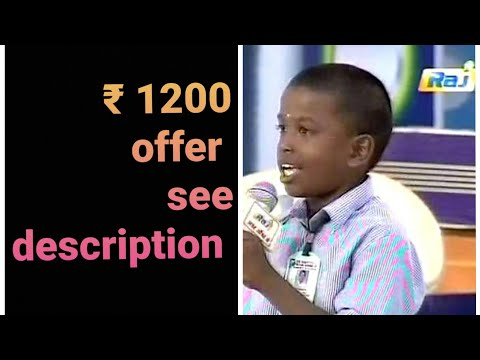 Download raj tv agadavikatam karaikudi part 2 super speech
