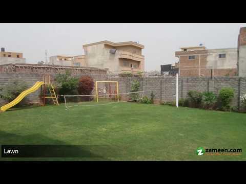 2 KANAL BEAUTIFUL HOUSE FOR SALE IN AIRPORT HOUSING SOCIETY RAWALPINDI