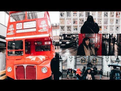 LONDON DAY 1 VLOG  LOVEJAYCAKES