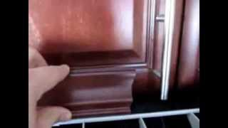 Tips On Installing Crown Molding On Kitchen Cabinets