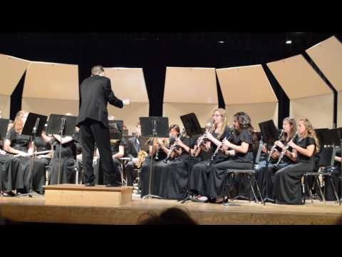 Music from Jurassic Park by John Williams, arr. Jay Bocook