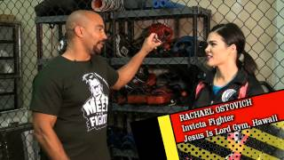 Meet the Fighter ft Rachael Ostovich and Jesus is Lord