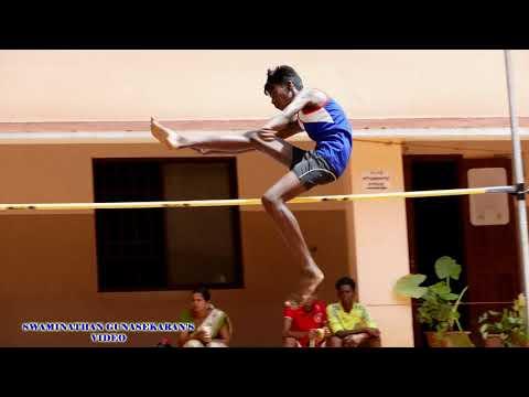 BOYS HIGH JUMP. THANJAVUR EDU. Dt. ATHLETICS CHAMPIONSHIPS-2017