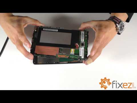 Nexus 7 Screen Repair & Disassemble