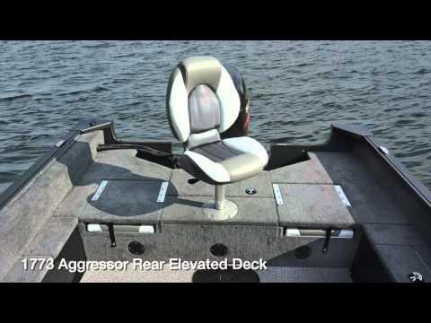 2016 MirroCraft 1773 Aggressor