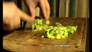 Видео рецепт салата оливье с языком. Пошаговая инструкция