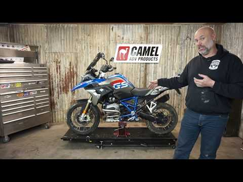 R1200GS Camel TOW Recovery System
