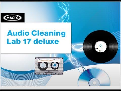 MAGIX Audio Cleaning Lab: краткий обзор