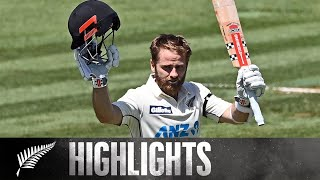 Kane Williamson 251 Batting Masterclass | BLACKCAPS v West Indies | Day Two 1st Gillette Test