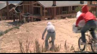 E.T. Bike Chase Scene (1982 Original)