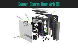 [Cowcot TV] Présentation Gamer Storm New Ark 90