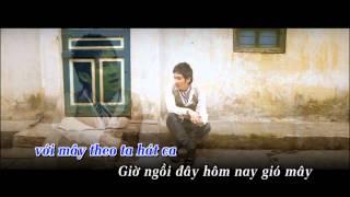 Trăm năm không quên - Quang Hà - DVD Tình (karaoke)