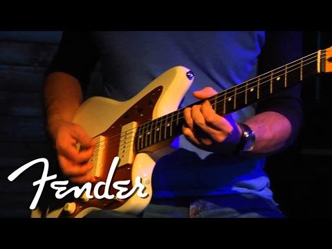 Squier J Mascis Jazzmaster Dirty Tone Demo | Fender
