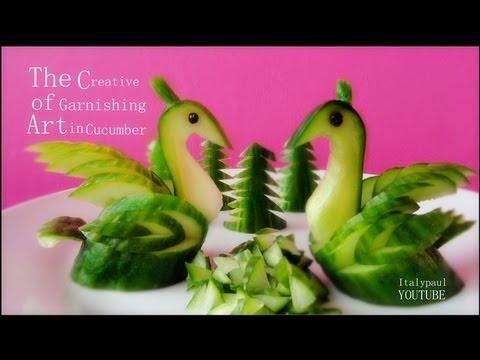 Art In Cucumber
