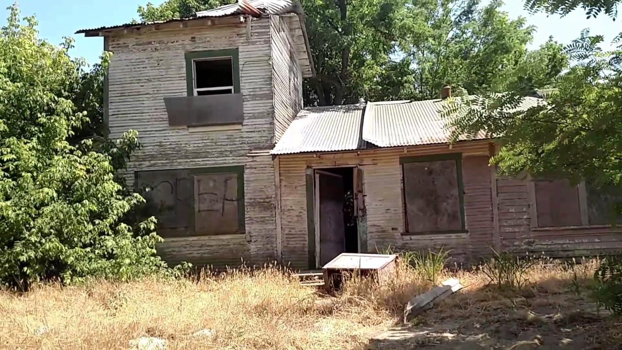 Abandoned House Modesto California Vd 1 3 Youtube