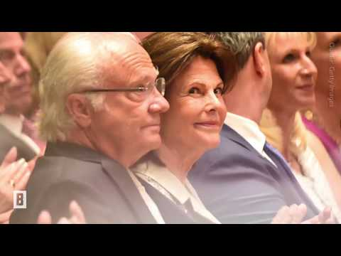King Carl Gustaf and Queen Silvia attend the Opera in Munich