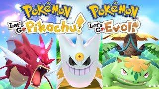 SHINY POKÉMON BEKOMMEN in Pokémon Let's Go Pikachu & Evoli!