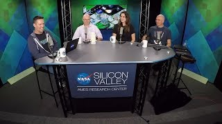 NASA in Silicon Valley Live - Let's Play Space Video Games!