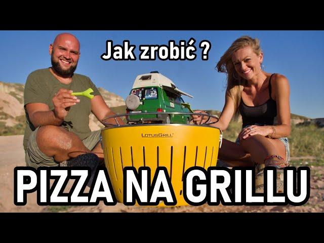 Czy możliwe jest grillowanie pizzy ? Oglądamy jezioro bez wody i zamieszkały dom w skale (vlog 108)