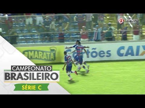 Melhores Momentos - Fortaleza 3 x 0 Sampaio Corrêa - Série C (18/06/17)