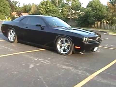 Dodge Charger Srt Hellcat >> Slammed Challenger - YouTube