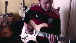 Tutorial de grabación - Grabar con plug-ins Iron Maiden (The Trooper)