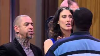 Band - Estefano é o eliminado do Masterchef 11/11/14