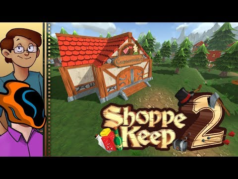 Let's Try Shoppe Keep 2 - Where Is the Game?