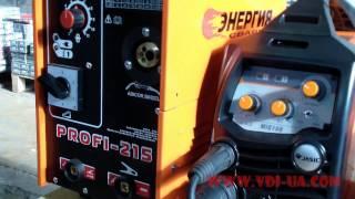 видео Качественная сварка полуавтоматом флюсовой проволокой без газа