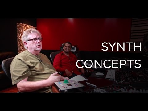 Synth Concepts – Into The Lair #153