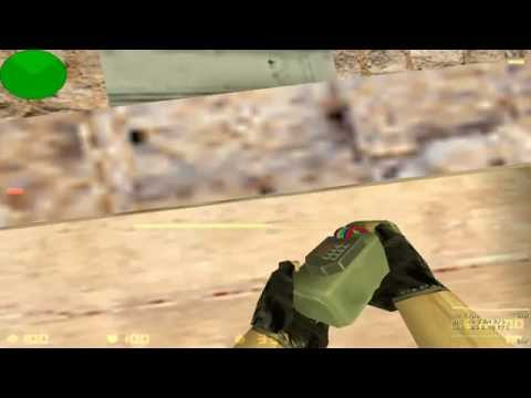 TOP TRICK - Counter Strike 1.6 Bomb Planting