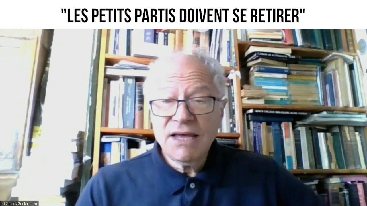 """""""Les petits partis doivent se retirer"""" - L'invité du 17 mars 2021"""