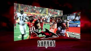 Jacksonville Sharks vs. Arizona Rattlers