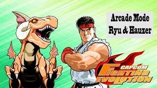 Capcom Fighting Evolution Ryu/Hauzer
