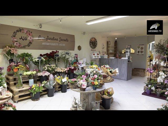Aux Jardins Secrets à Mohon et à Dom-le-Mesnil