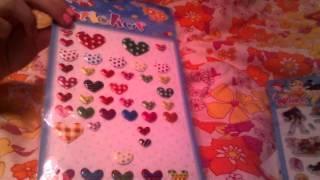 мои объёмные наклейки(, 2014-12-21T17:46:05.000Z)