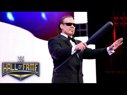 Thumbnail: The incomparable Sting gets inducted into immortally: 2016 WWE Hall of Fame on WWE Network