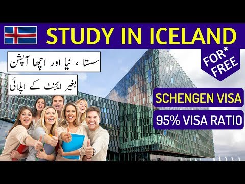 STUDY IN ICELAND (FOR FREE)